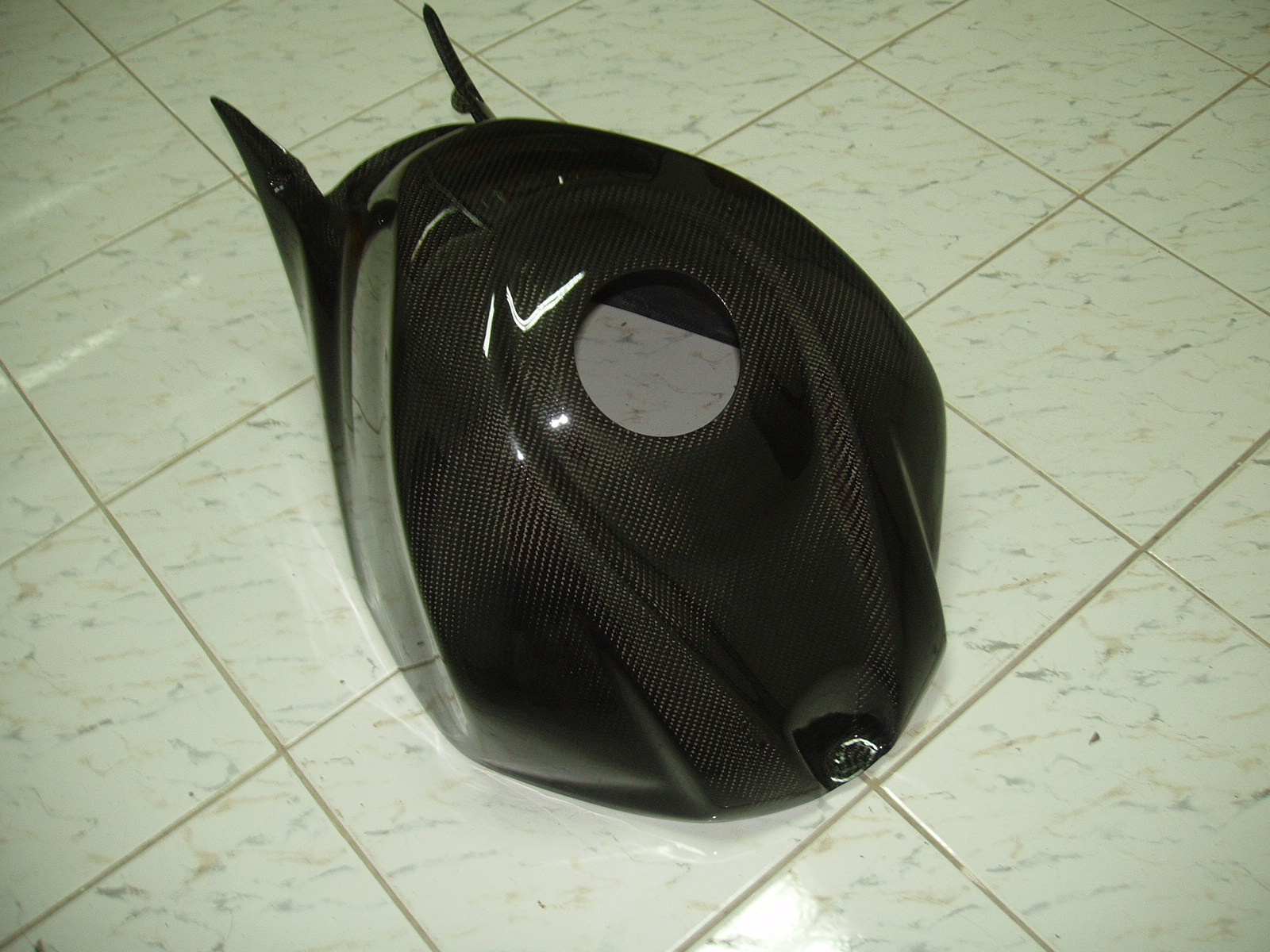 Tank cover GSXR1000 K7