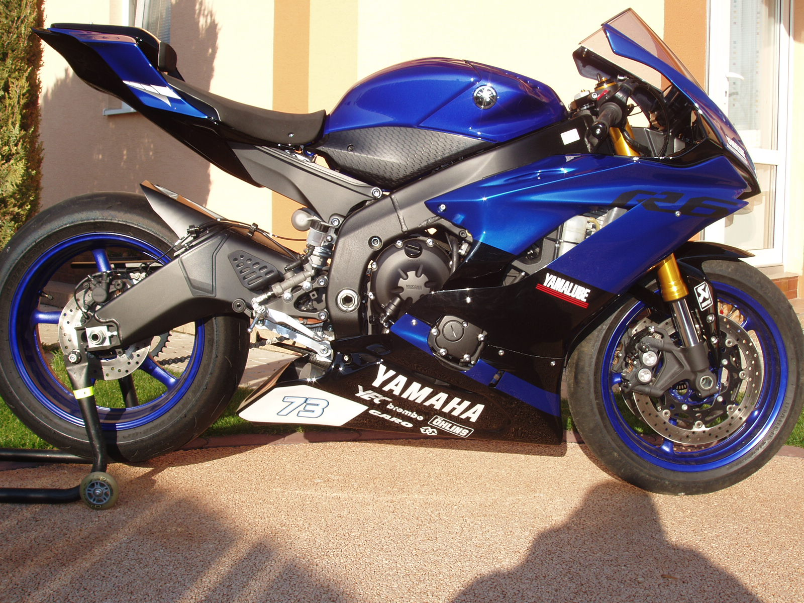 Complete Race Fairing YZF-R6 2017-2019