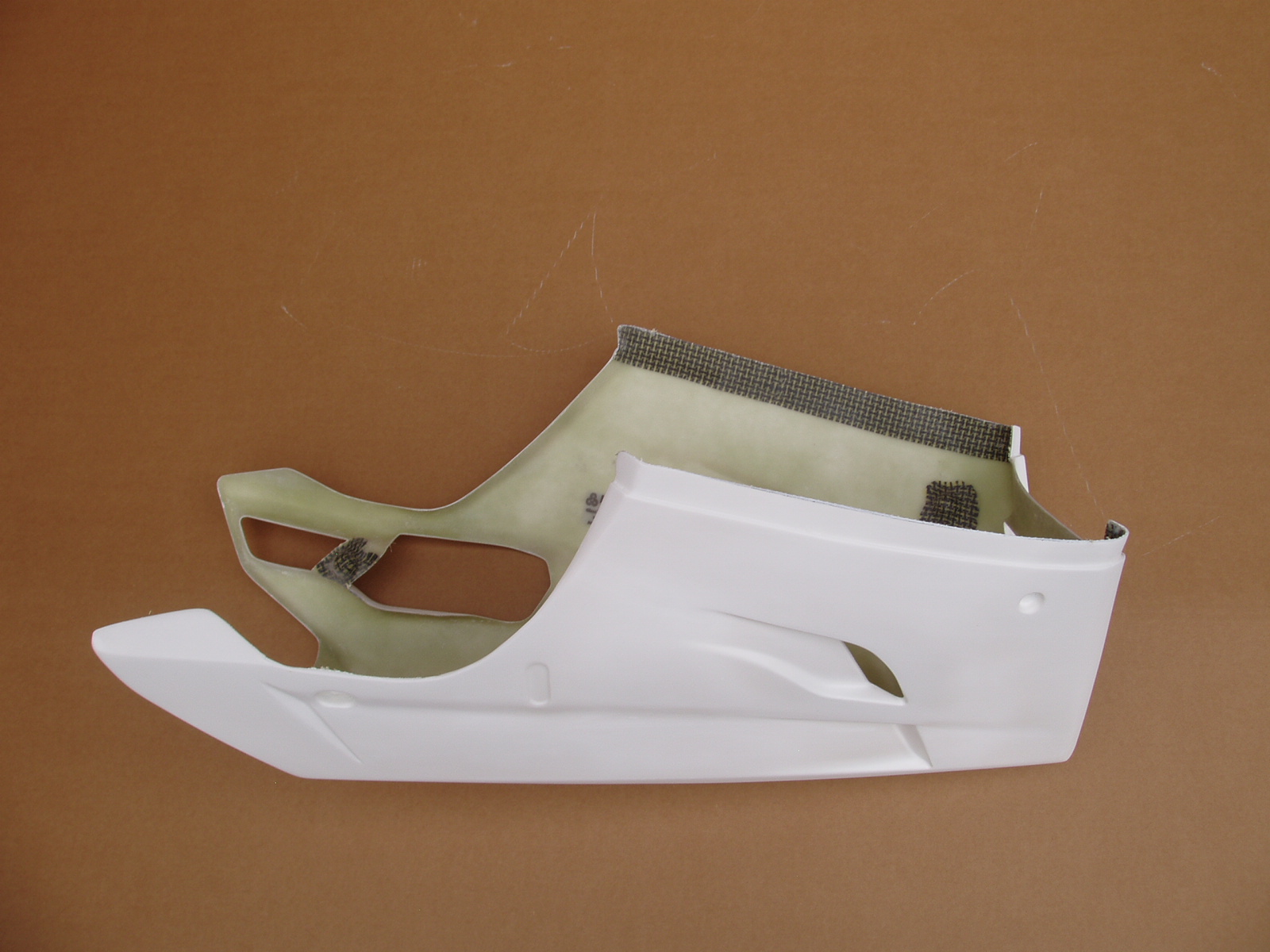 Lower unit for DUCATI 848-1098