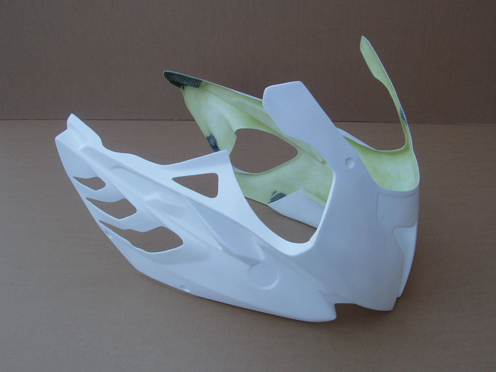 Upper fairing for BMW S1000RR 2009-2011