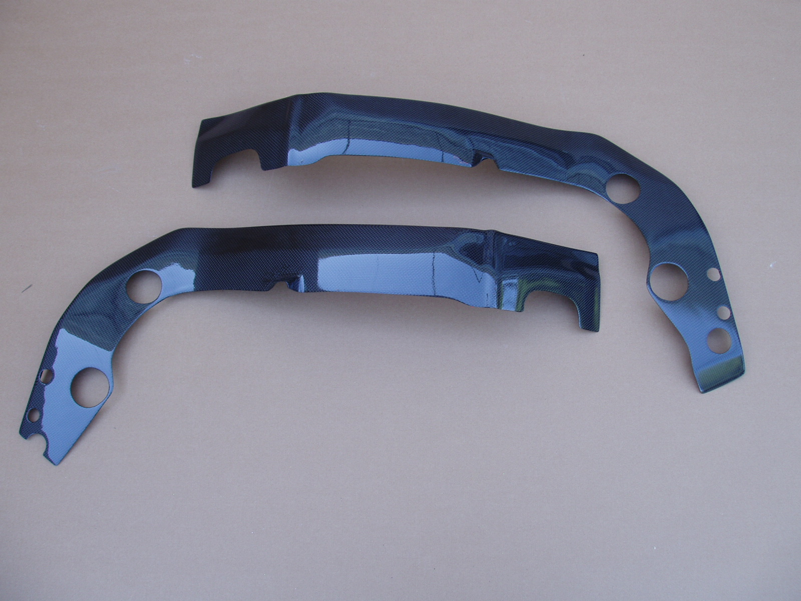 Frame covers GSX-R600/750 K6,7