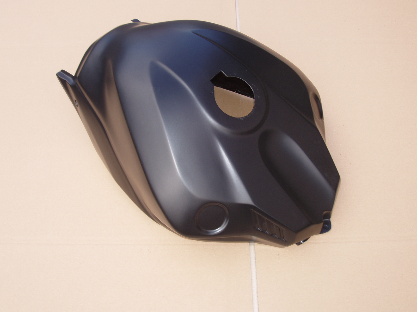 Black matte - Tank cover for YAMAHA R1 2015 2017