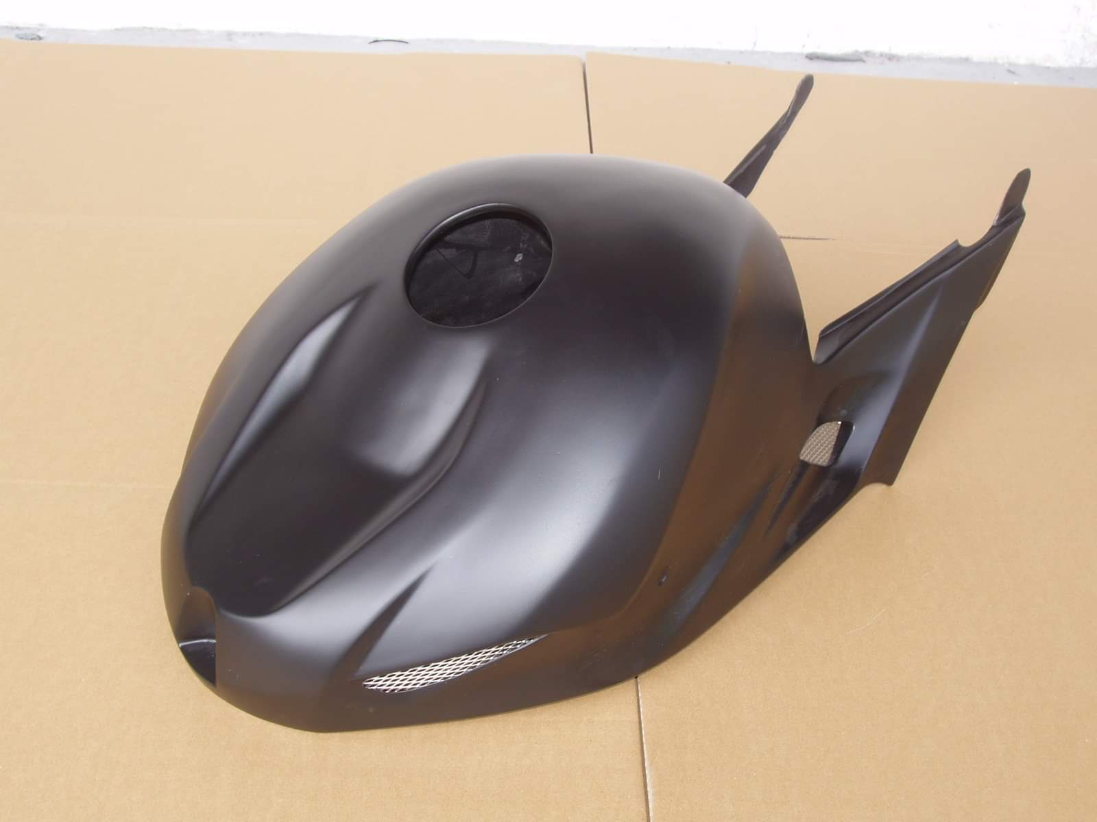 Black Matte - Tank cover BMW S1000RR 2015-2018