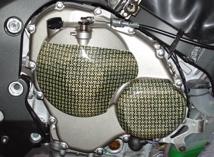 Clutch cover for Honda CBR600RR 05 06