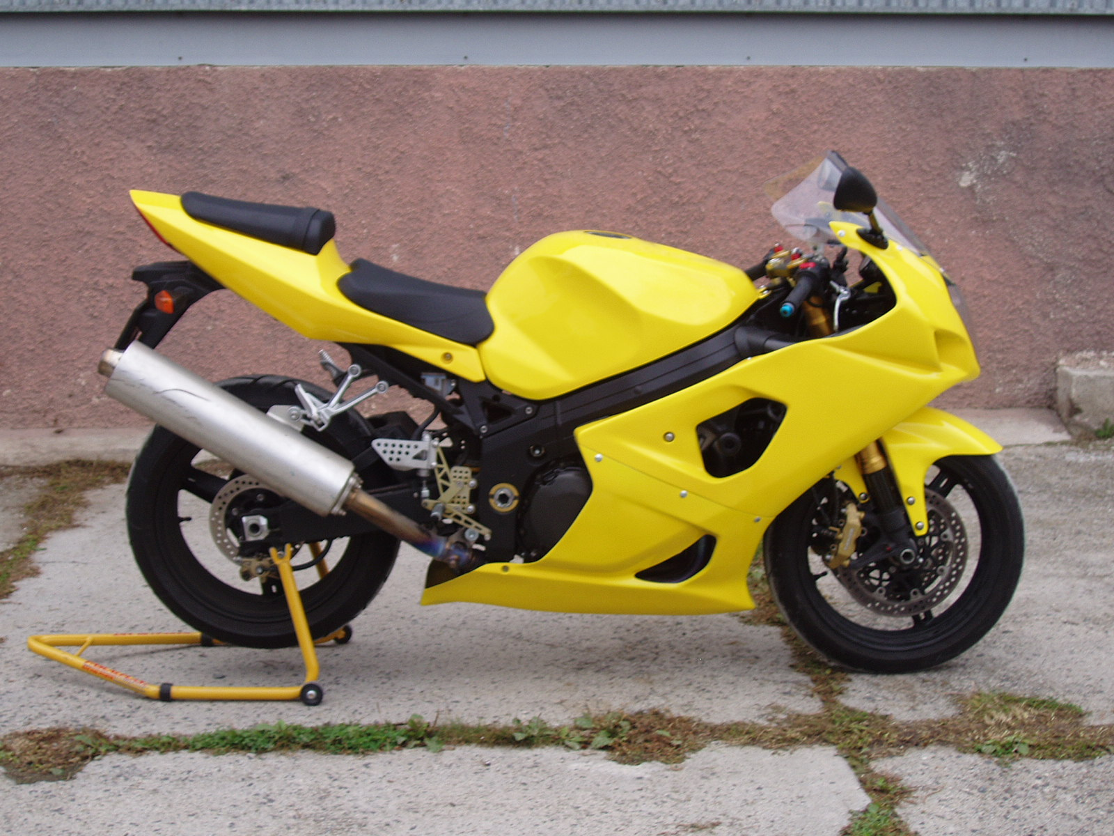 Lower unit GSX-R1000 K3,4