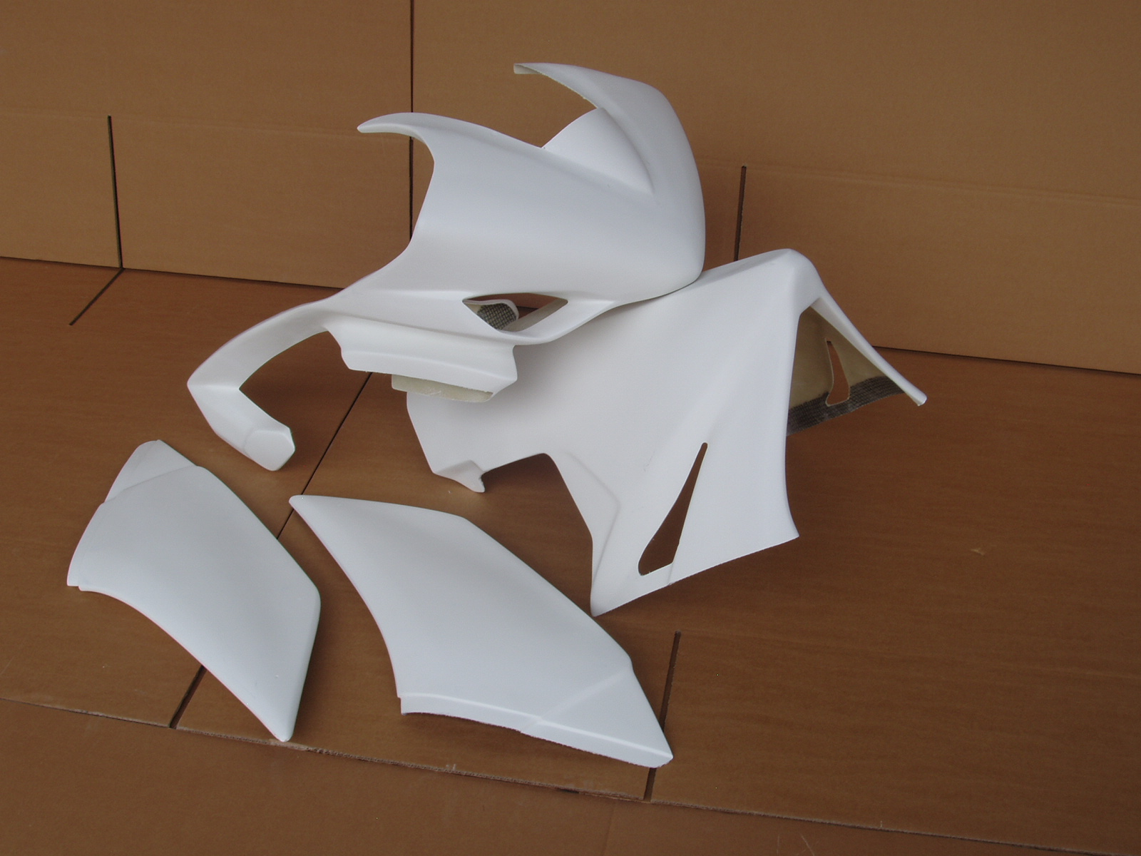 Front fairing for Yamaha R1 07 08
