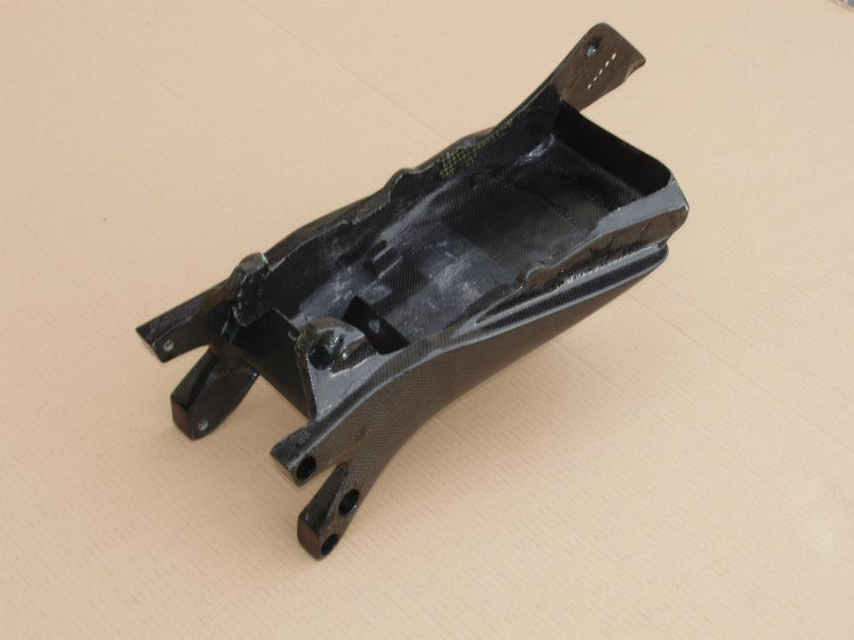Carbon subframe for GSX-R600/750 K6,7