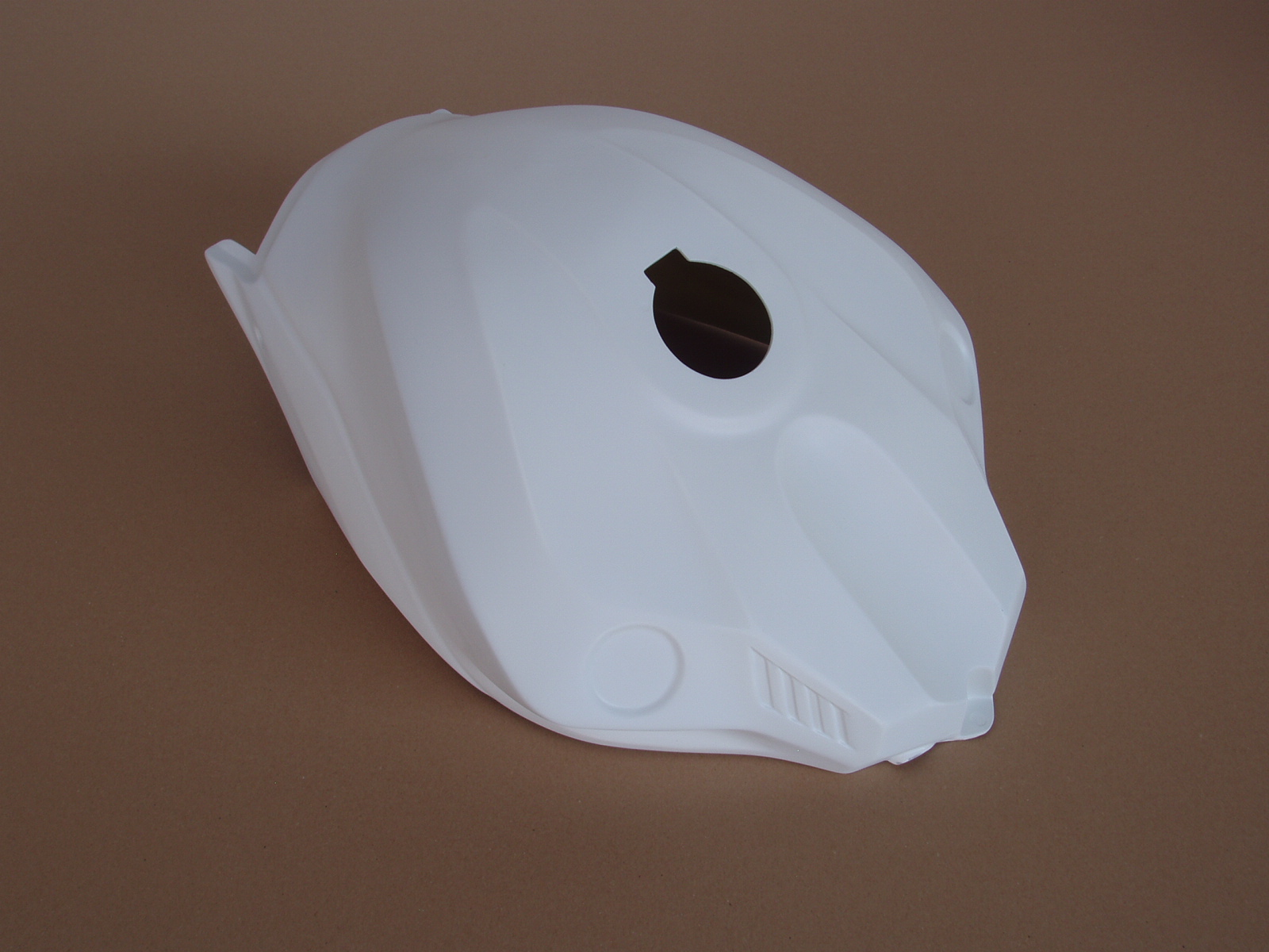 White Tank cover for YAMAHA R1 2015 2019